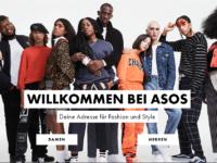 ASOS Gutschein: 10 Prozent Rabatt auf alles im Online Shop