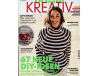 BRIGITTE KREATIV: 1 Ausgabe gratis testen, Bezug endet automatisch