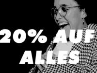 Black Friday Wochenende bei ASOS: 20 Prozent auf alles