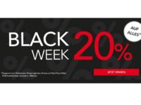 Matratzen Concord Black Week: 20 Prozent Rabatt auf ausgewählte Artikel