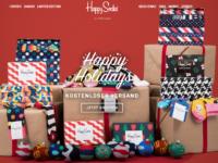 Happy Socks: 20 Prozent Rabatt + kostenloser Versand