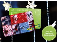 IKEA Gutschein Aktion: Geschenkkarte kaufen, Aktionskarte dazu