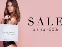 Intimissimi Sale: Bis zu 50 Prozent Rabatt auf ausgewählte Artikel