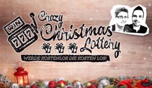 Sparhandy Crazy Christmas Lottery: Vertragskostenerstattung gewinnen