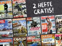 Motor Presse Studenten-Aktion: Lieblingsmagazin 2x kostenlos lesen