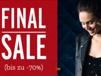 Orsay Final Sale: Bis zu 70 Prozent Rabatt auf ausgewählte Artikel