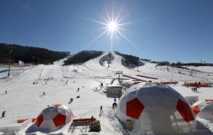Olympia_Wintersport_Seoul_Pyeongchang_Südkorea_Fernost_Fernweh_Reisen_Abfahrt