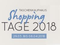 Taschenkaufhaus Shopping Tage: 15 Prozent Rabatt Gutschein