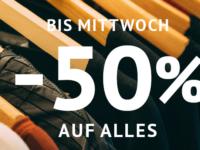 Hoodboyz Gutschein: 50 Prozent Rabatt auf alles – auch Sale Artikel