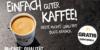 McDonalds Gratis Aktion: Kaffee Small kostenlos zur Frühstückszeit