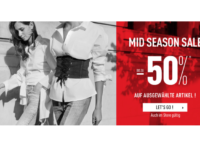 Pimkie Mid Season Sale: Bis zu 50 Prozent Rabatt auf ausgewählte Artikel