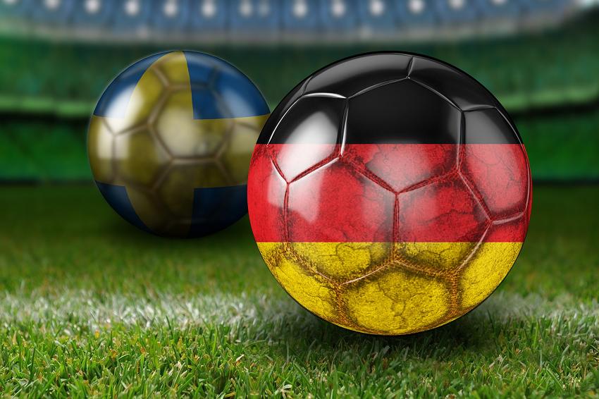 Fußball WM 2018 Deutschland Schweden