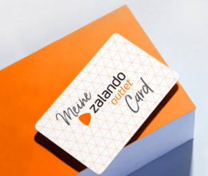 Zalando Kundenkarte Outlet Card