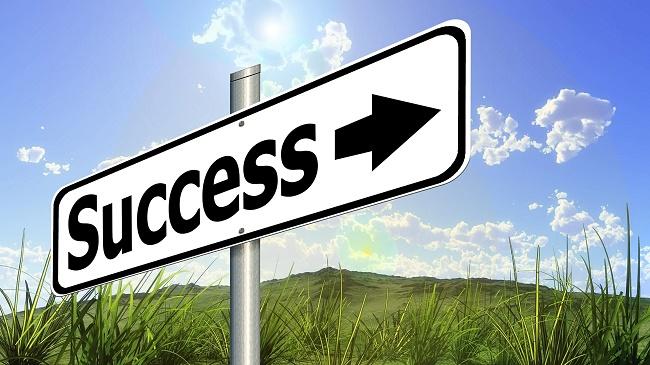 Lebenslauf Erfolg
