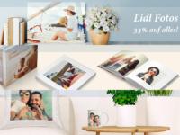 Die große Lidl Fotos Aktion: Satte 33% Rabatt auf alles!