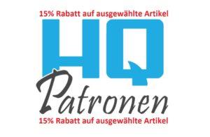 Der HQ-Patronen Rabatt im September – 15% auf Druckerpatronen!