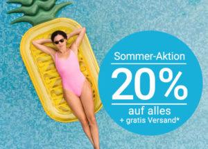 Die große Smartphoto Sommer-Kampagne – 20 Prozent auf alles!