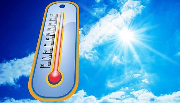 Sport bei Hitze Temperatur