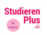 5€ StudierenPlus Gutschein – BAföG-Antrag ganz einfach online stellen