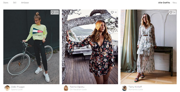 ABOUT YOU Gutschein Outfit und Style