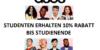 Der ASOS Studentenrabatt – 10% während eures gesamten Studiums!