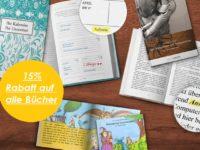 15% PersonalNOVEL Gutschein – Bücher mit Liebe verfeinert!