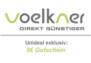 Exklusiv bei Unideal: 5€ Voelkner Gutschein!