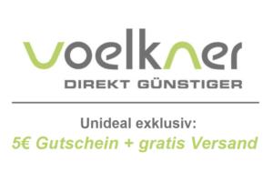 Exklusiv: 5€ Voelkner Gutschein + gratis Versand!