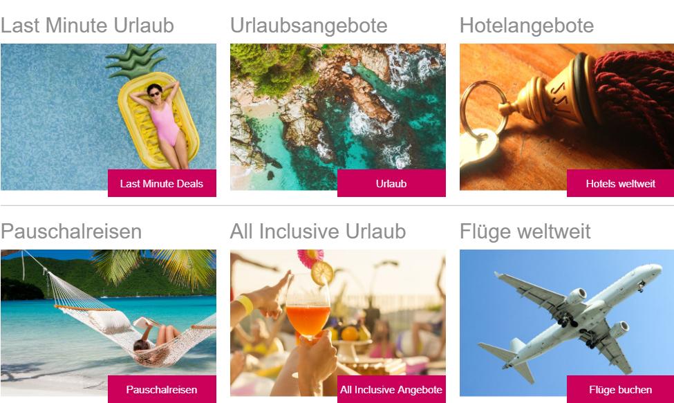 5vorFlug Gutschein Online Shop