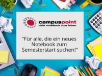 CampusPoint HP Studentenrabatt – bis zu 200€ sparen!