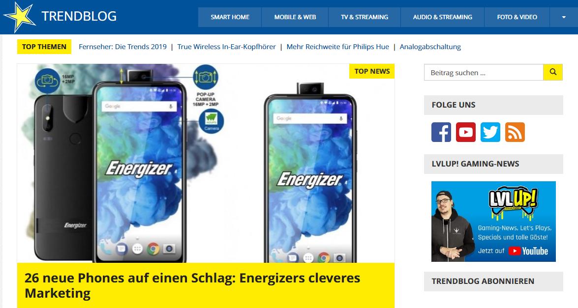 Euronics Gutschein Trendblog