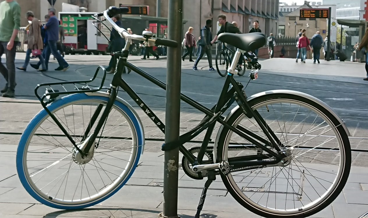 Fahrrad Leasing Fahrrad