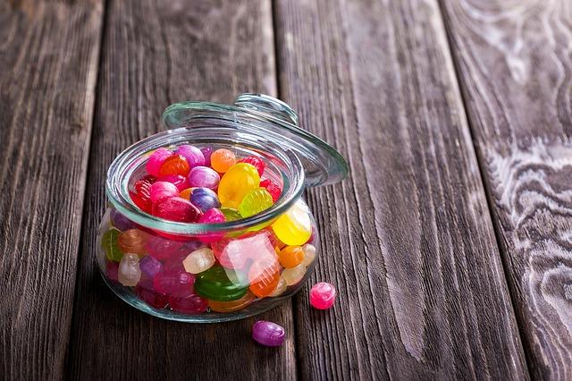Geschenkideen 2018 für Frauen Süßigkeiten