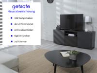 Die Getsafe Hausratversicherung: 10€ Startguthaben sichern
