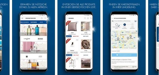 Karstadt Gutschein App