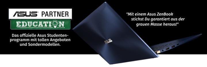 Laptops für Studenten ASUS