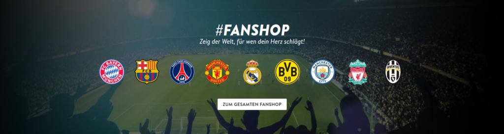 OUTFITTER Gutschein Fanshop