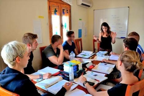 Spanisch Sprachkurse - Gruppenunterricht