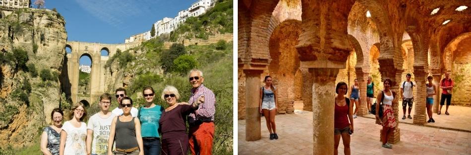 Spanisch Sprachkurse - Kulturausflug Ronda