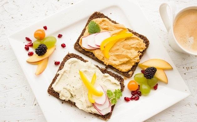 Vantastic Foods gutschein für frühstück