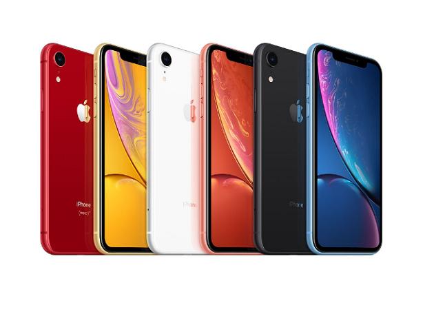 apple iphone xr farben auswahl
