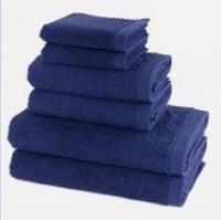 Badezimmer einrichten Handtuch