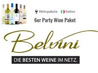 Weinpaket für Studenten bei Belvini und exklusiver Belvini Gutschein