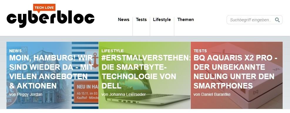 Cyberport Gutschein Blog