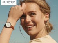 Dänische Uhren: 15% mit einem Nordgreen Gutschein sparen!