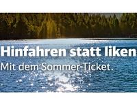 DB Sommerticket 2021: günstig durch Deutschland reisen für alle U27