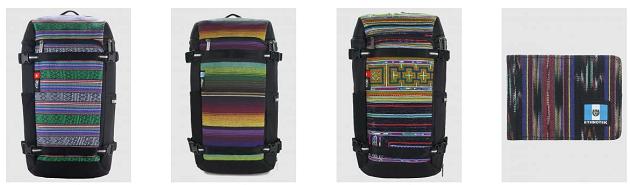 umweltbewusst schenken fairer backpack