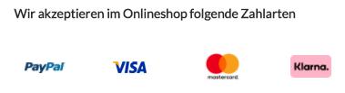 Im expert Online Shop bezahlen