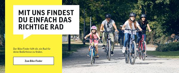 fahrrad ausflug familie