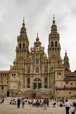 Galicien im Nordwesten Spaniens